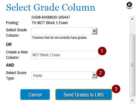 Screenshot of ExamSoft